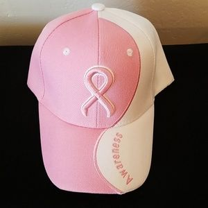 Accessories - BREAST CANCER AWARENESS HAT